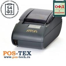 ККТ АТОЛ 30Ф (онлайн касса под ФЗ-54 с ФН в комплекте)